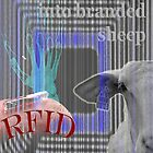 RFID - Turning humans into branded sheep by Darren Stein
