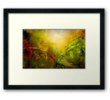 Dragon Spirit ©  Framed Print