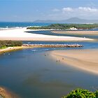 Nambucca Heads Rivermouth by Penny Smith