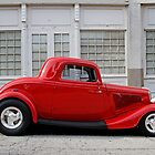 Red '34 by dlhedberg