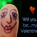 Be my Valentine! by Maria  Gonzalez