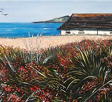 Seaview Cottage by © Linda Callaghan