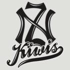 NZ Kiwis by Kwang Tran