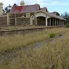 Burra railway station, South Australia (2) by DashTravels