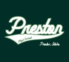 Preston High School by TGIGreeny