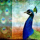 Pretty As A Peacock by Vanessa Barklay