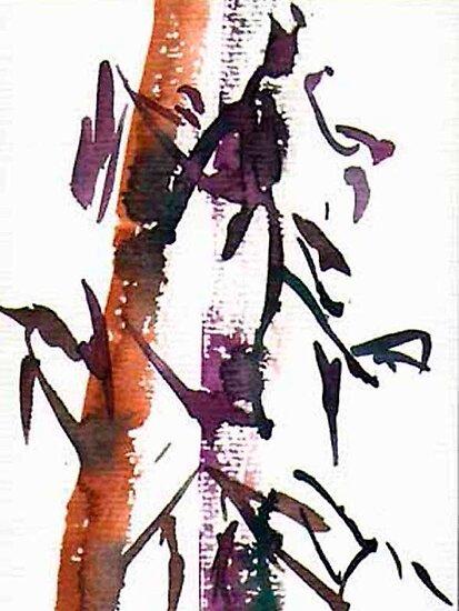 Bambus 1 by Marlies Odehnal