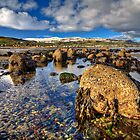 Carnlough Bay by latitude54photo