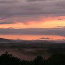 Valley Sunset by Gemma June