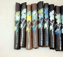 Paper Rolls by SuddenJim