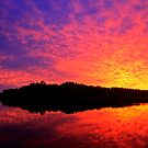 Fire Sky by John Brumfield