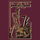 Tel al Zaatar 1976 by bobas