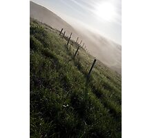 Early Morning Mist Photographic Print