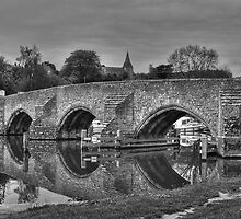 East Farleigh Bridge by brimo