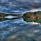 Lake Rabun by J. Day