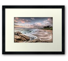 Dawn of the end of 2010 Framed Print