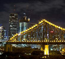Brisbane New Years Eve  by Frank Moroni