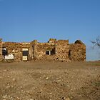 Philip Ponds Homestead Ruins, Woomera, South Australia by DashTravels