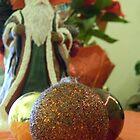 Christmas Balls by Leyla Hur