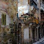 Old Valletta by RAY AGIUS