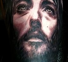 Jesus Of Nazareth by maffikus