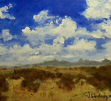 Sonoita Solitude by James Lindsay