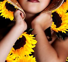 The Sunflowers by linifer