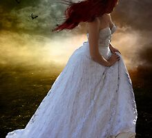 runaway bride by 1chick1