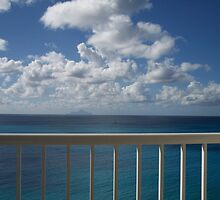 Balcony by Nella Khanis