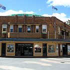 Art Deco hotel, Manly by Maggie Hegarty