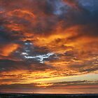 Sunset at Largs Bay South Australia by burrster