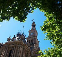 Town Hall,Sydney,Australia by Max R Daely