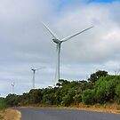 Wind Farm by Dave Lucas