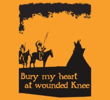 CANKPE OPI WAKPALA / WOUNDED KNEE by Yago