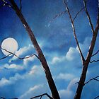 """Good Nite Moon"" by John Shull"