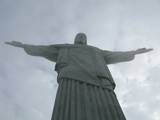 Christ The Redeemer by IslandImages