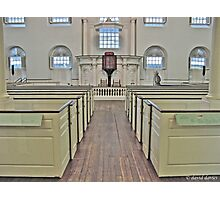 Old South Meeting House I Photographic Print