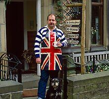 English B&B 1980s by David A. L. Davies