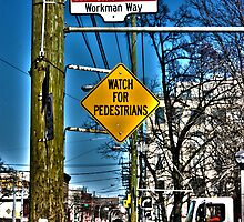 Workman Way by David J. Hudson