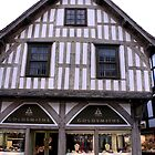 Salisbury shopfront by SoulSparrow