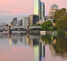 Mirror Image - Melbourne by Megs81