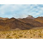 Corkscrew Peak - Death Valley National Park by Rick Gustafson