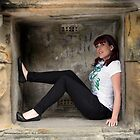 Girl in a box by SunseekerPix