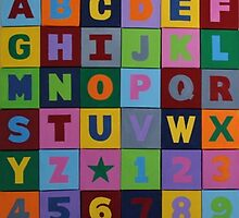 Alphabet by ProjectM