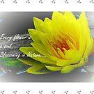Every Flower Is A Soul..... by wiscbackroadz