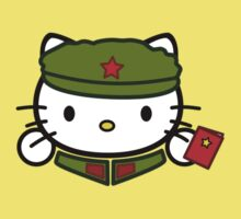 Hello Communist Kitty by L- M-K