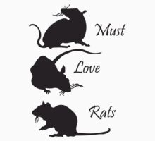 Must. Love. Rats 2011 - 3 Rats Down by MustLoveRats