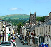 West Street, Tavistock by magicaltrails