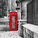 Oxford Telephone  by Karen Martin