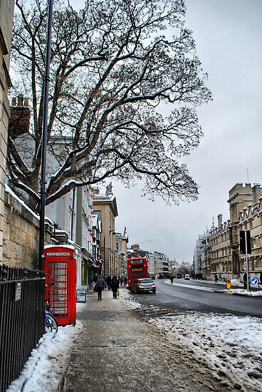High Street, Oxford by Karen Martin IPA